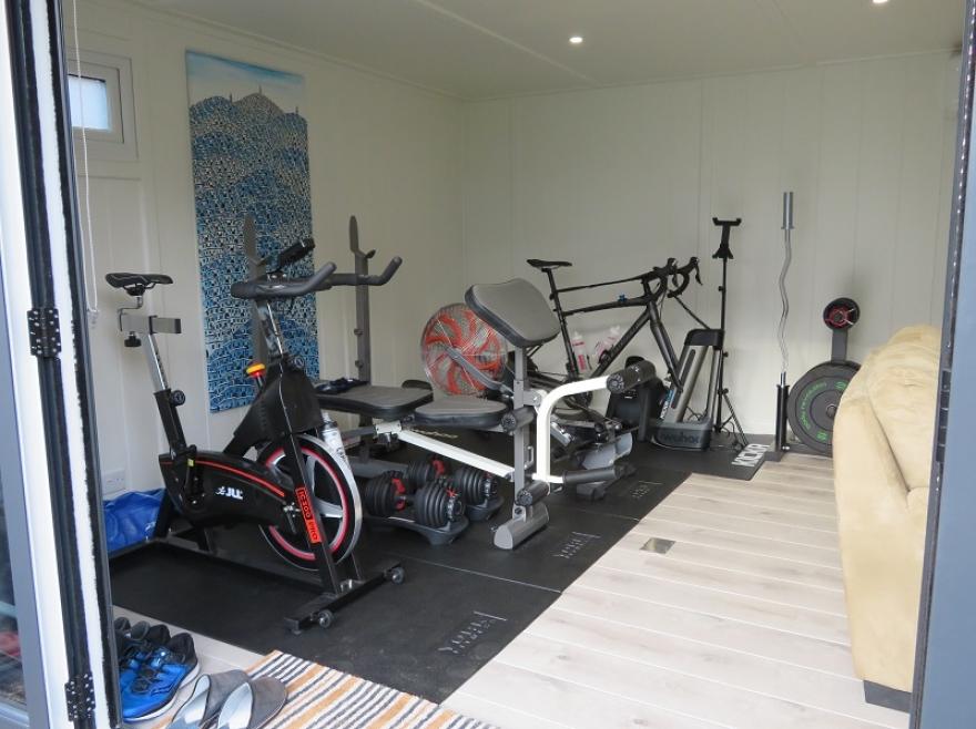 gym in the garden Wembley London