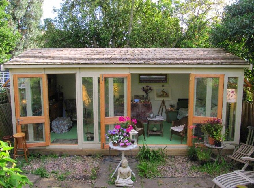 wooden garden rooms case study 4224