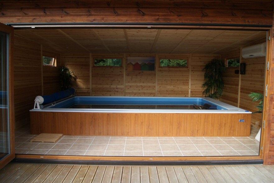 Case Study 4323 - Endless pool garden room