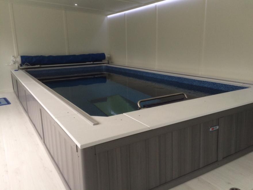 Surrey Endless Pool Room Case Study 5223
