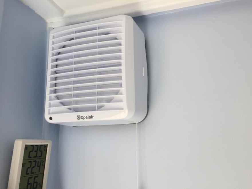 xpelair exhaust fan