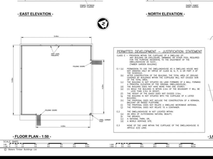 Executive Home Gym 5232 Plans 2