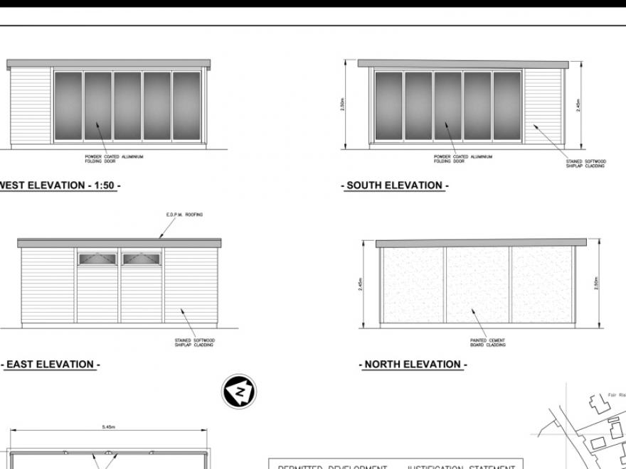 Executive Home Gym 5232 Plans
