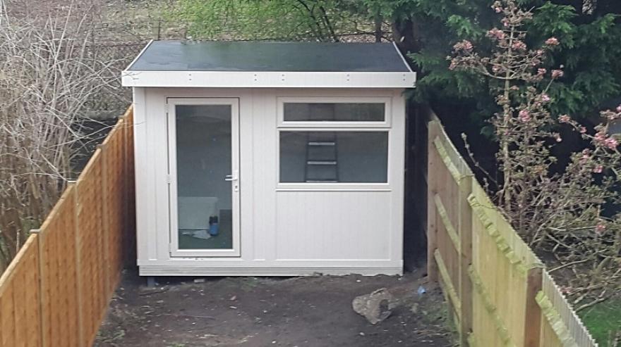 'Jay' has UPVC Doors and Windows