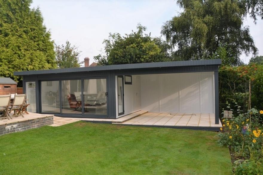 Garden room Surrey