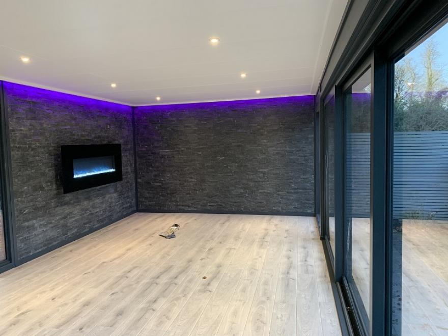 wall wash lighting
