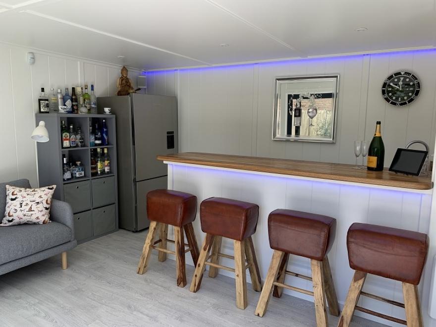 wall and bar wash lighting