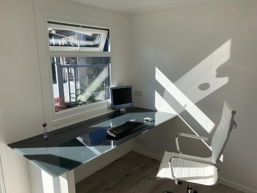 Jay office desk