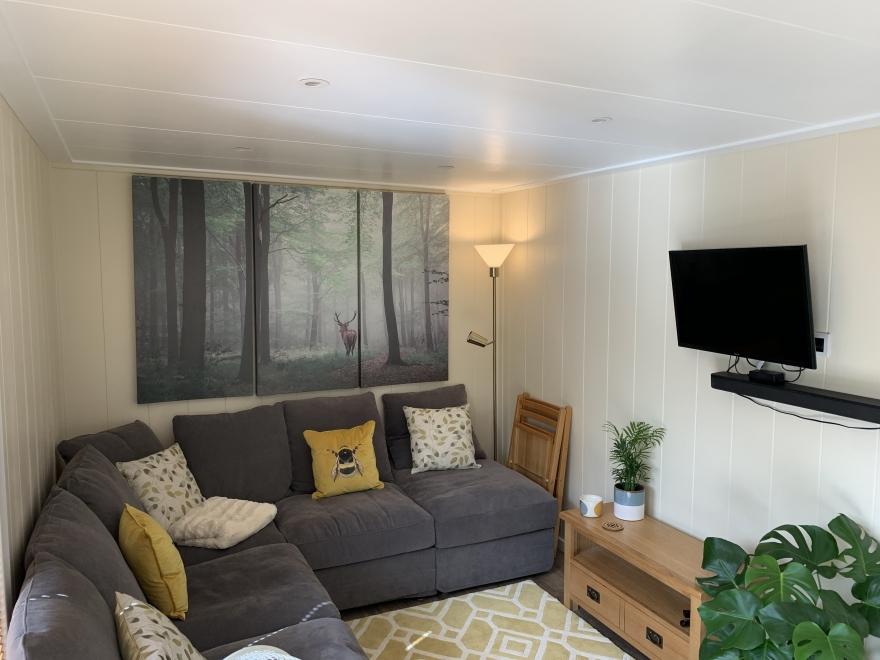 Cedar Garden Room & Office 5872