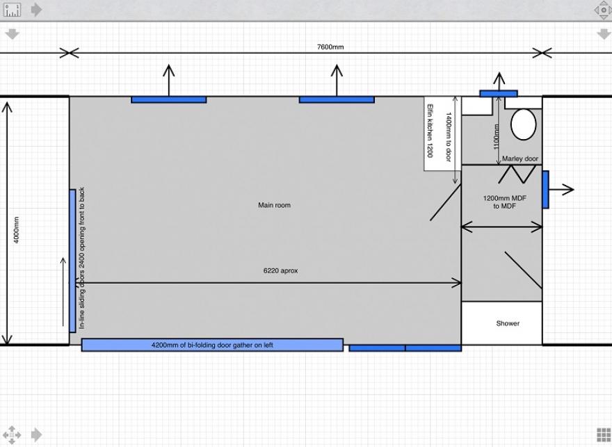 basic plan of building layout
