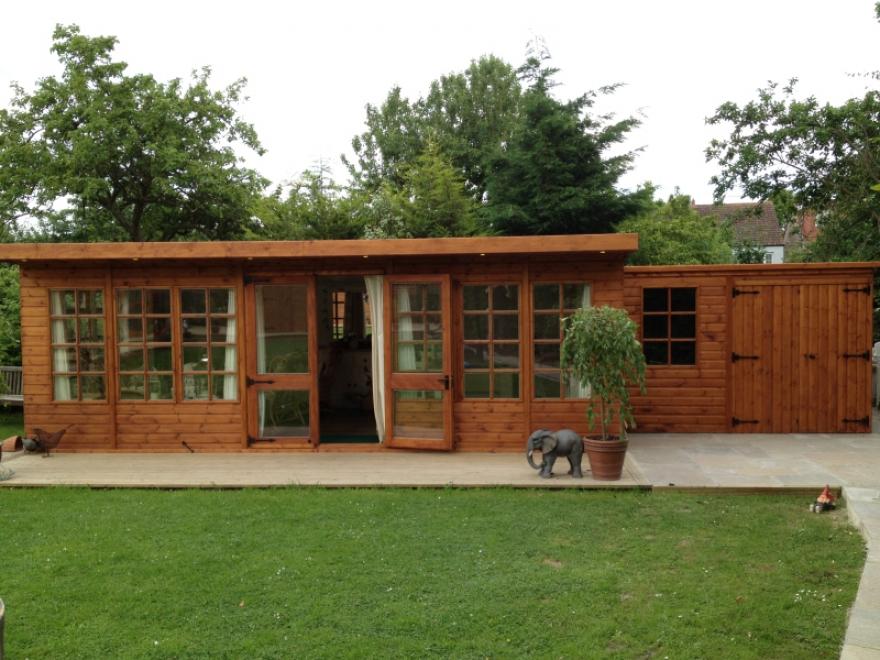 eagle garden room