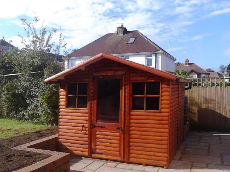 garden Cabin London
