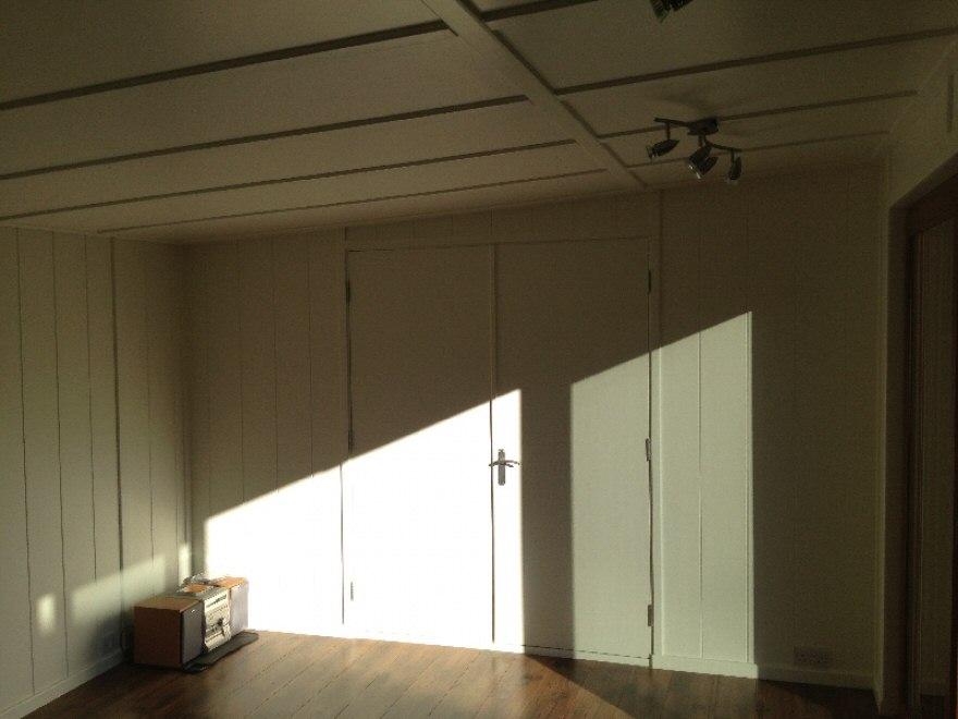 Internal Flush doors - closed