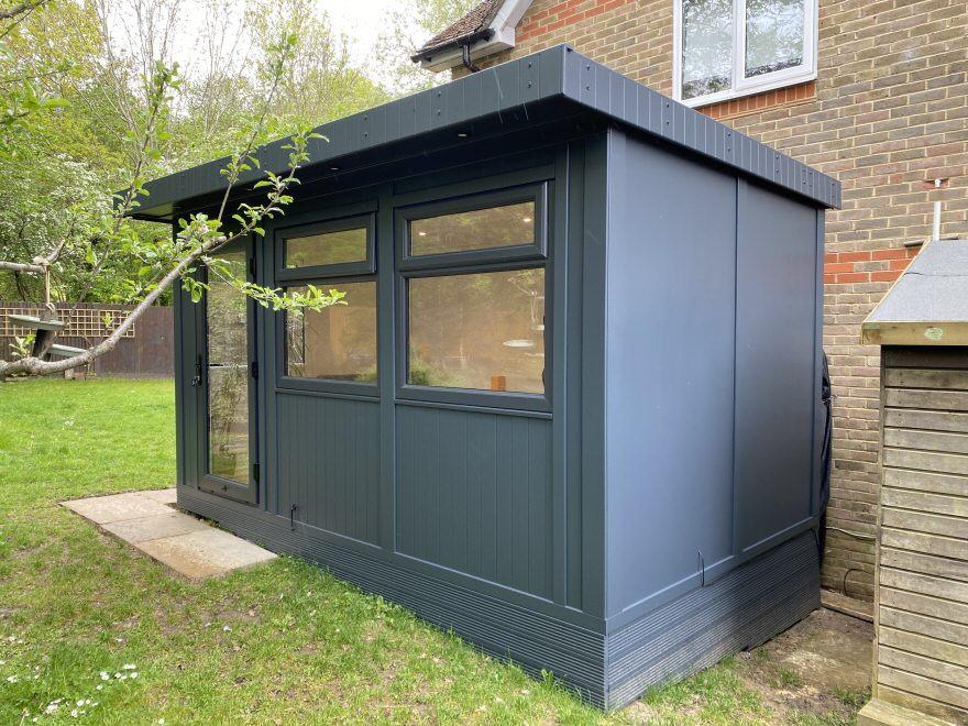 garden studio Sussex