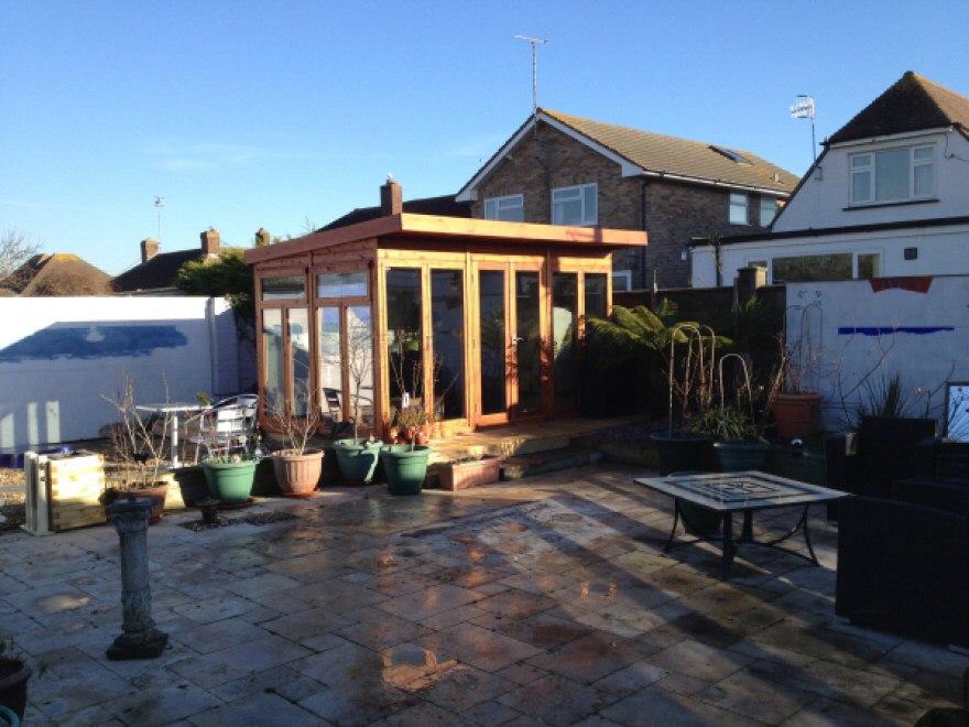 garden zen lounge