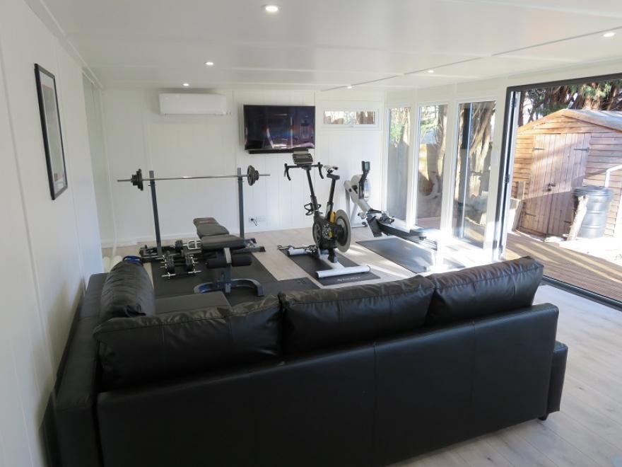 Garden Lounge installed in Ashtead Surrey