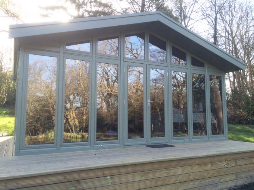 Merlin garden room 18 x 14