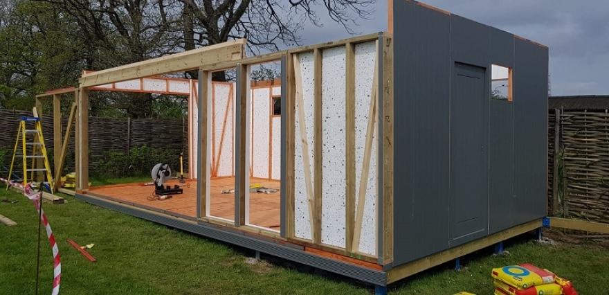 part build
