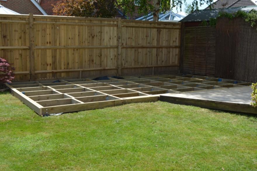 steel & timber framed