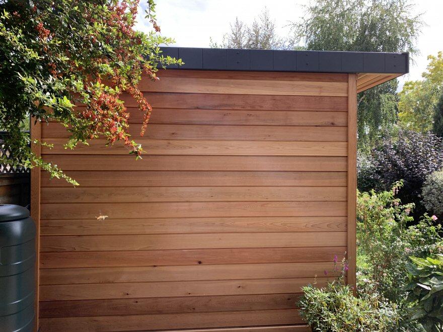 Garden Rooms & Offices - Cedar Clad Garden Room