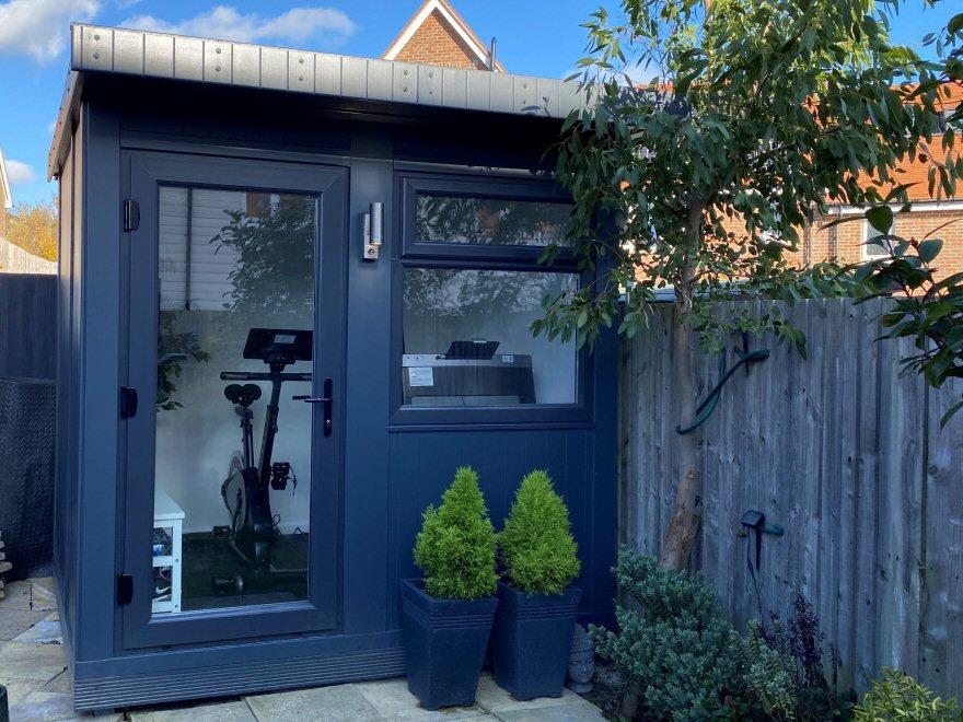 Small Garden Gym  Sussex