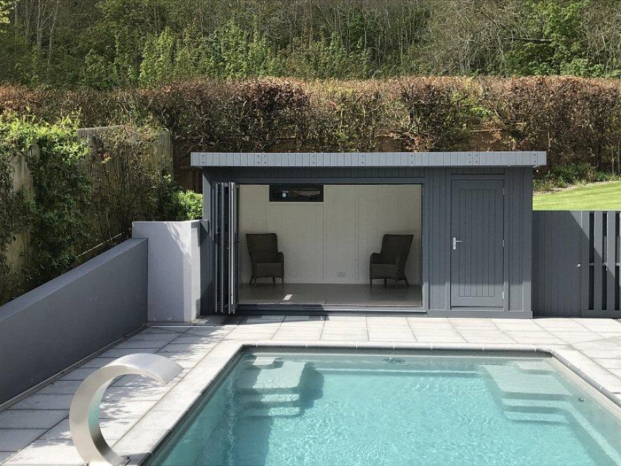poolside room Eastbourne Sussex