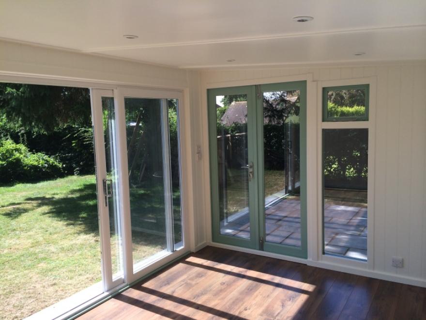 'Western Oak' laminate flooring
