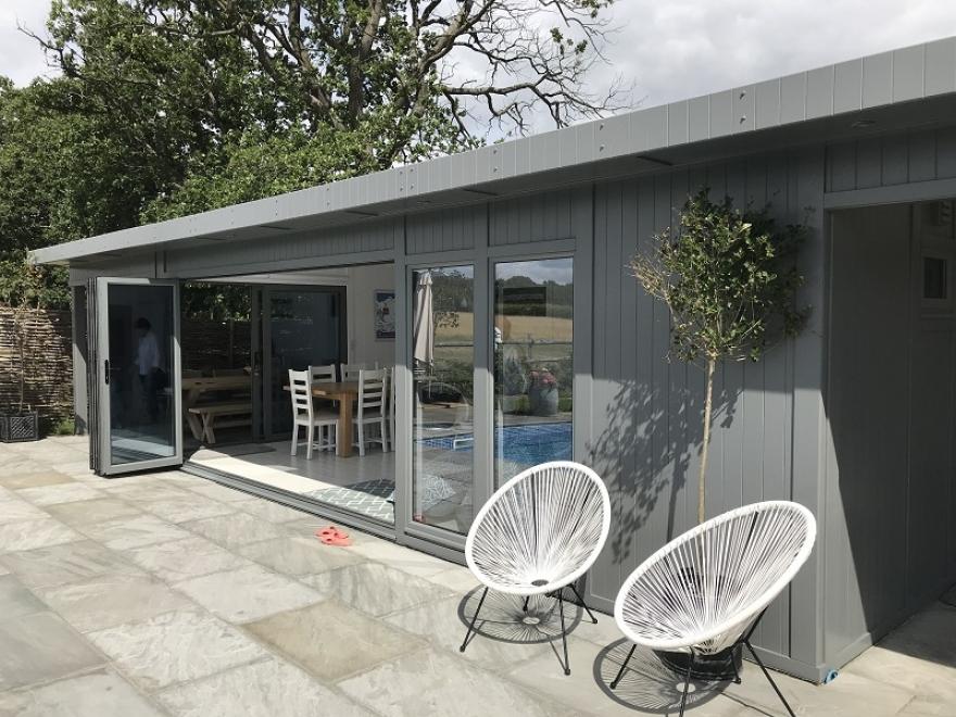 ultimate summerhouse south England
