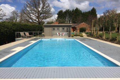Pool-Side Rooms